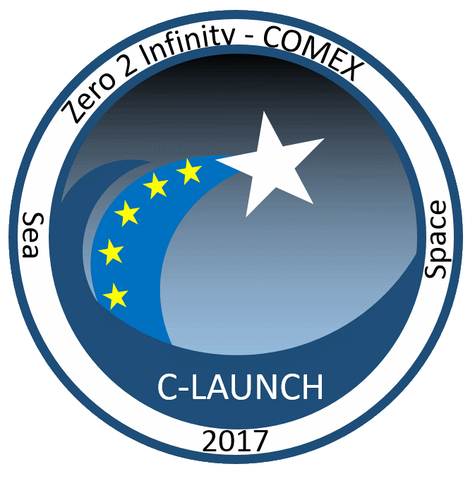 mission C-LAUNCH Logo