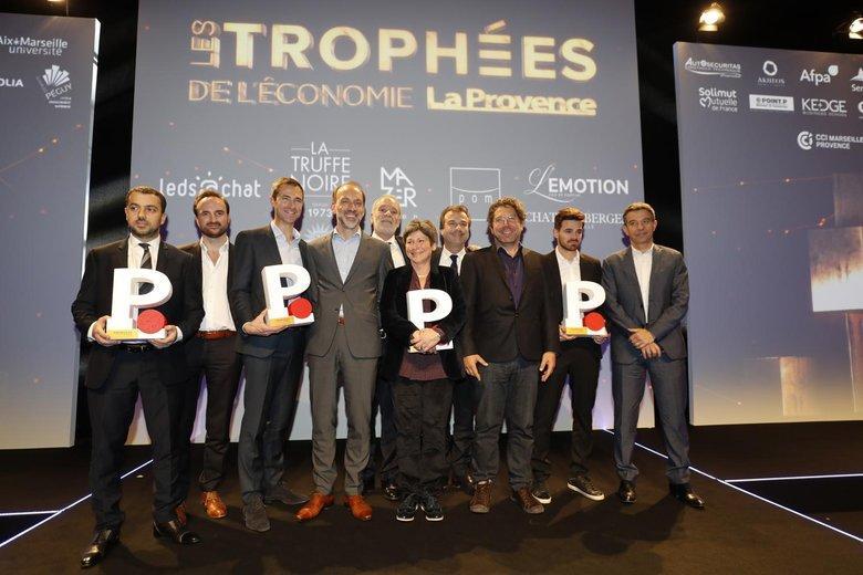 Alexandra Oppenheim-Delauze, Présidente de la Comex, élue Manager de l'année 2017