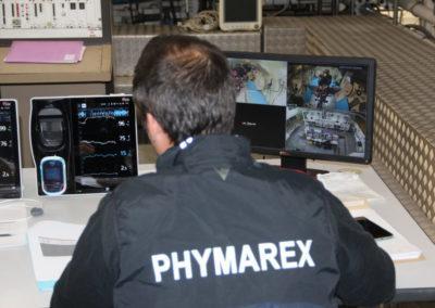 suivi physiologique par phymarex