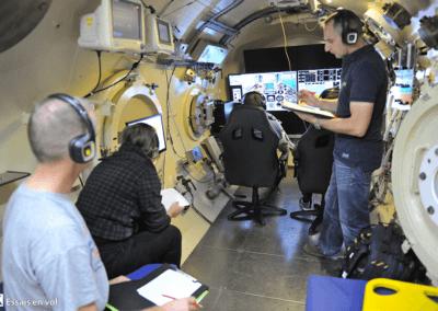 sensibilisation risque hypoxie en simulateur d altitude